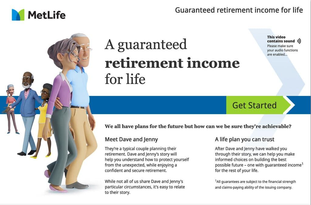 Guaranteed Retirement Income for Life Video